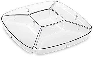 5 Section Tray for Large Square Cool & Serve