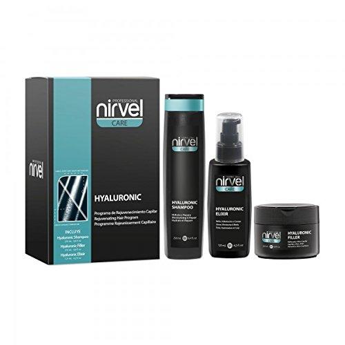 Pack Hyaluronic Nirvel Rejuvenecimiento Capilar