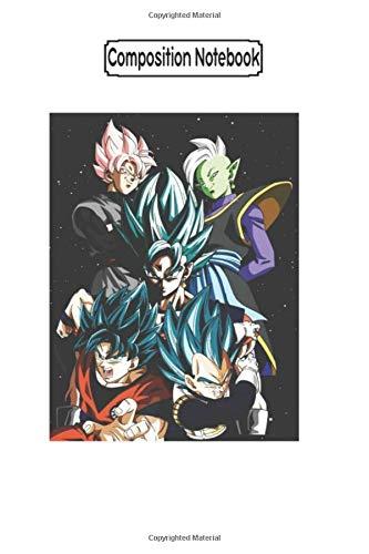 Composition Notebook: Zamasu Black Goku Goku Veggeta Blue Rose Sayayins Jiren Broly Dragon Ball Z Super Dbz Gohan Ultra Instinct Anime Kawaii Manga ... Notebook Blank Lined Ruled 6x9 100 Pages.pdf