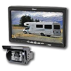 top 3 des kit cam ra de recul pour camping car. Black Bedroom Furniture Sets. Home Design Ideas