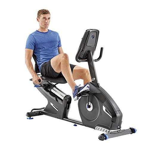 Liegerad Nautilus Fitnesstraining für Zuhause Bild 6*