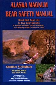 Paperback Alaska Magnum Bear Safety Manual Book