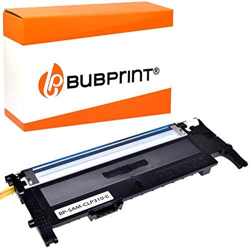Bubprint Toner kompatibel für Samsung CLT-C4092S/ELS für CLP-310 CLP-310N CLP-315 CLP-315N CLP-315W CLX-3170FN CLX-3170N CLX-3175 CLX-3175FN CLX-3175FW CLX-3175N Cyan