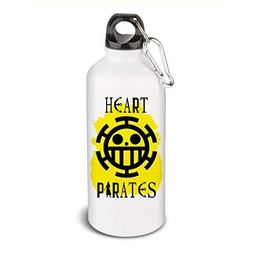 Fanta Universe Heart Pirates - Botella Térmica de Aluminio 420ml