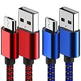 Micro Câble de Chargement USB pour Samsung Galaxy J7 Crown/Star/Prime/Sky Pro/Refine/Pro/J3 Luna...