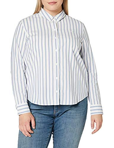 Levi's Damen The Classic Bw Shirt Hemd, Rubellite Colony Blue, XS