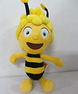 RiethmAller 4 Candles Maya Bee For Party And Birthday Cake Candles Figure Candles Children Birthday Party Party Set Maja Deco Motto Pie Candle Candles Cake