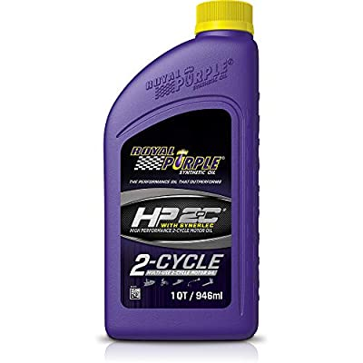 Royal Purple HP 2-C High Performance Synthetic 2-Cycle Oil