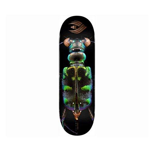 Powell Peralta Skateboard Deck Biss Flight Tiger Beetle Shape 248 8.25