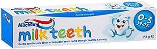 Macleans Toothpaste Kids Milk Teeth for Children 0-3 Years Old, Mint, 63 Grams