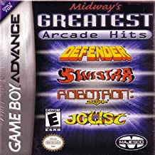 Midway's Greatest Arcade Hits (Defender, Joust, Sinistar, Robotron 2084)