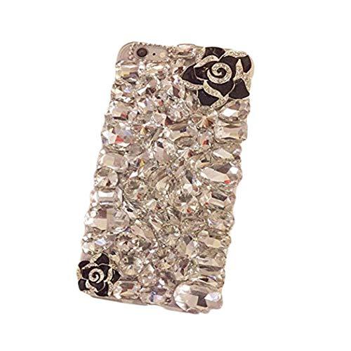 One Life ,one jewerly iPhone 6/6S Bling Phone Cases para iPhone ,Crystal Phone Case (¿Qué tipo de carcasa de teléfono móvil se necesita?