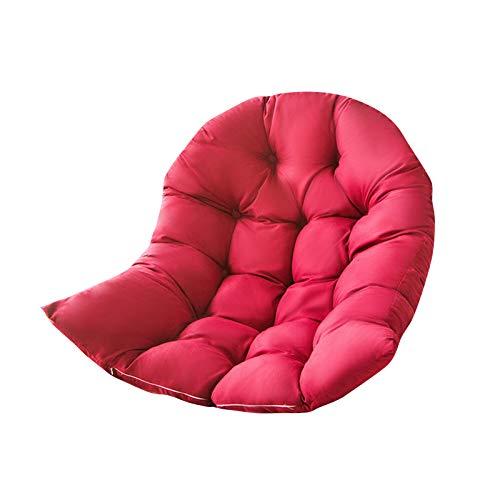 Rpporm Stuhlkissen Bequeme Polsterauflage Auflage für Stühle Bänke in Haus und Garten Sitzkissen Sitzauflage Gartenkissen Bequeme Sitzpolster für Klappstühle, Balkonstühle Gartenmöbel Set