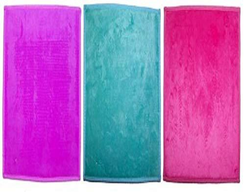 Inkology Glo-Lite Locker Rug, Color May Vary, 1 Rug per Pack