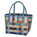 Handed By - Paris - Einkaufstasche/Shopper/Farbe: Bunt Multi Mix 27 x 34 x 24 cm