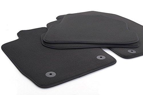 Tapis de sol pour audi q5 sQ5 original tapis épouse velours 4 parties noir