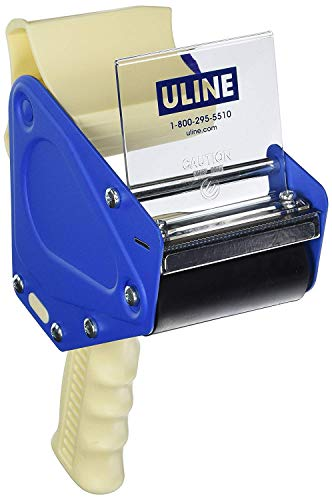 New Uline H-596 Packing Tape Dispenser Gun 3-Inch Side Load (Limited Edition)