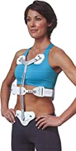 C.A.S.H. (Cruciform Anterior Spinal Hyperextension)-Thoracic Extension Spine Brace for Hyperextension Support, Kyphosis & Compression Fractures…
