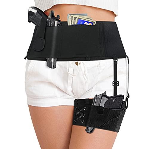 Gun Holster for Women,Thigh Holster for Women...
