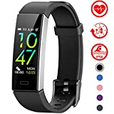 Mgaolo Fitness Tracker,2020 Version IP68 Waterproof Activity Tracker with Blood Pressure Heart Rate
