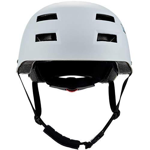 SkullCap® BMX Helm - Skaterhelm - Fahrradhelm - Herren Damen Jungs & Kinderhelm - 2