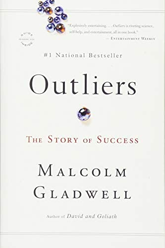 Outliers The Story of Success Paperback by Malcolm Gladwell product image
