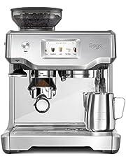 Sage Appliances Espressomachine, geborsteld roestvrij staal