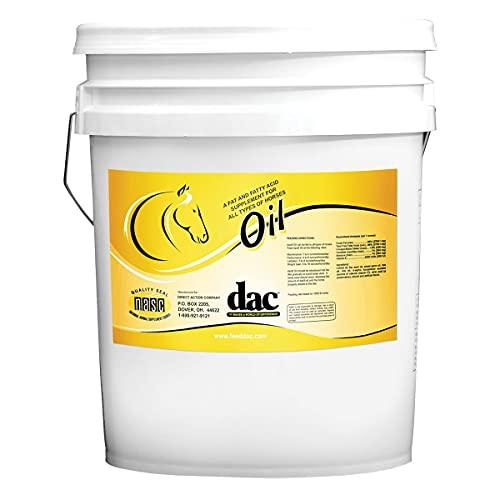 Kathys Show Tack dac Oil 5 Gallon (38 lb) Pail