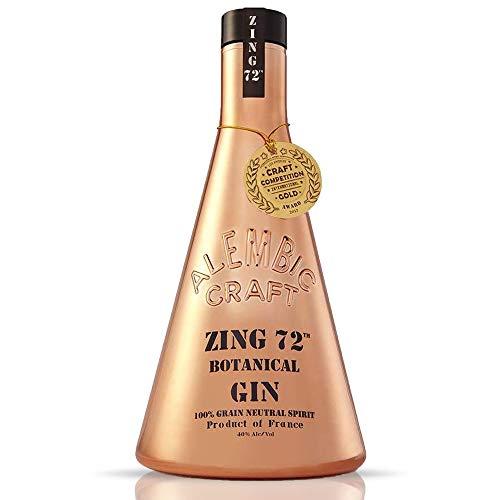 Alembic Craft Zing 72 Botanical Gin (1 x 0.7 l)