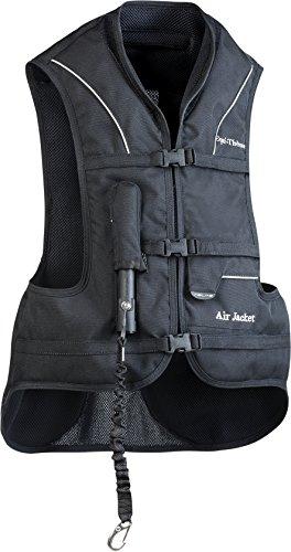 equi-thème Air-Weste Schutz Mountainbiken mit Airbag, Adulte XL
