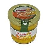 Indalitos - Paté de Zanahoria con Almendras - Bandeja 6 Botes 100gr