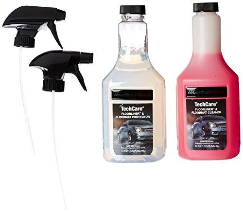 WeatherTech 8LTC36K 2Pk Cleaner/Protector, 36 Fl Oz