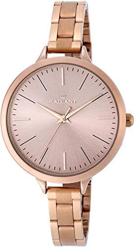 Radiant Reloj Analógico para Mujer de Cuarzo con Correa en Acero Inoxidable RA388209