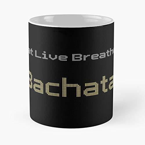JewlR Republic Latin Heart Style Dominican Bachata I Dance Fashion Best 11 oz Kaffeebecher - Nespresso Tassen Kaffee Motive