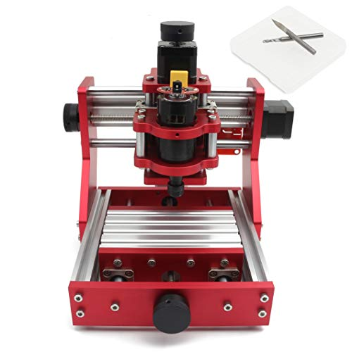 Benbox DIY Mini 1310 Metal Engraving Milling Machine Engrave PVC,PCB,Aluminum,Copper Cutting Carving CNC Router Kit GRBL Control Woodworking