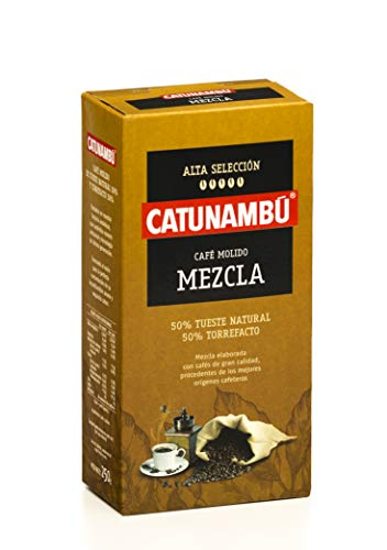Catunambú Catunambú Café Molido Mezcla 250 Gr 1 Unidad 250 g