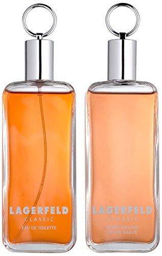 Karl Lagerfeld Karl lagerfeld classic giftset eau de toilette 125ml und aftershave 125ml 1er pack 1 x 250 ml