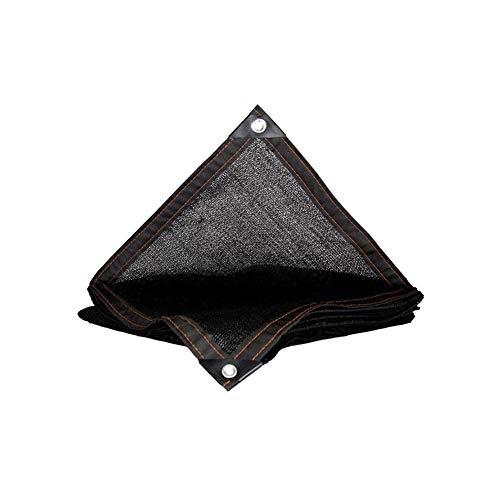 Schaduwdoek uv-bestendige schaduw, broeikas getapete rand met grommets, zonneblok mesh pergola overkapping overkapping