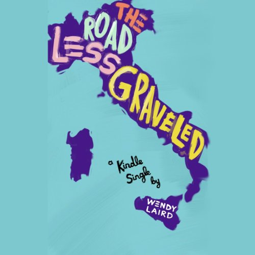The Road Less Graveled audiobook cover art