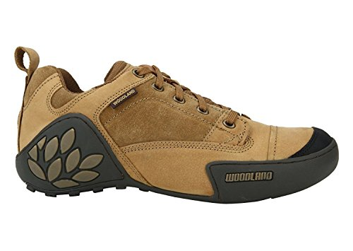 WOODLAND Men's Camel Casual Shoes -9