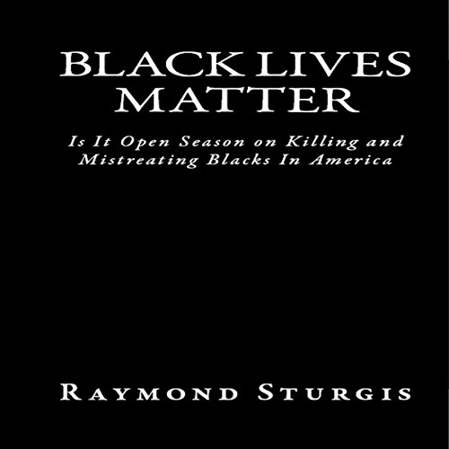 Black Lives Matter audiobook cover art
