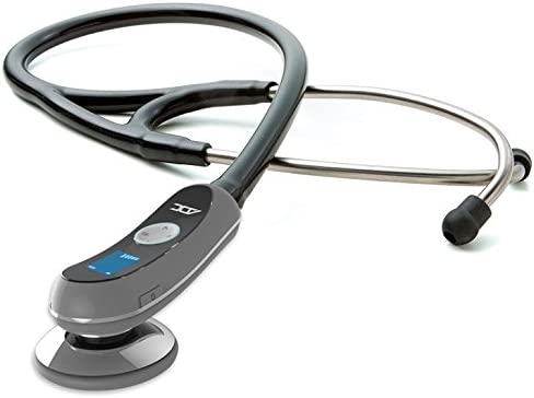 American Diagnostic Corporation Acoustic Adscope Digital Stethoscope Black product image