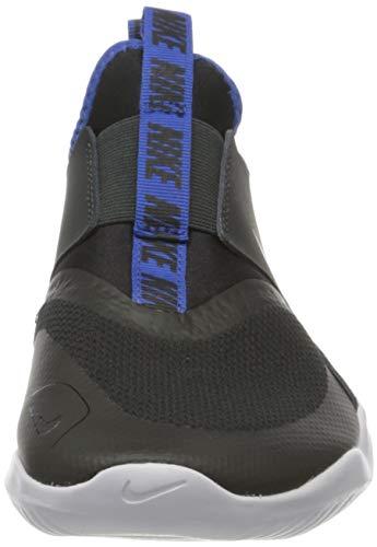 Nike Flex Runner (GS), Zapatillas para Correr, Black Game Royal Dk Smoke Grey White, 40 EU