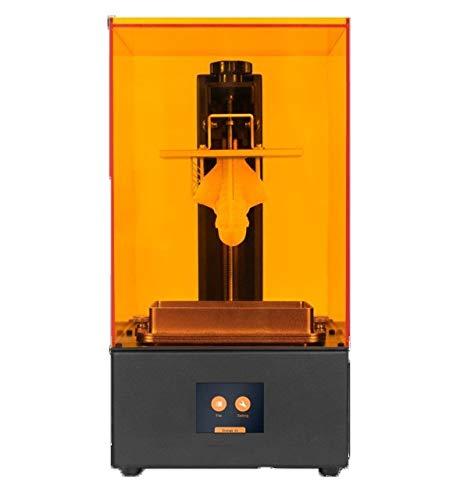 5day Orange 30 SLA 3D Printer with High Precision 2K LCD 3D Printer kit with Resin Matrix LED Full Metal Body 3D Print shipping from UK (Color : Orange30)