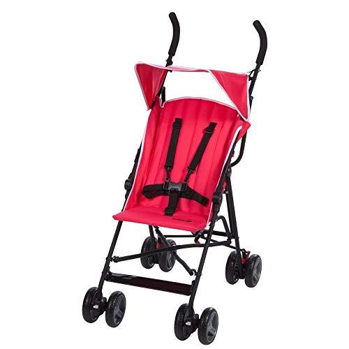 Safety 1st Flap Passeggino Ultraleggero, Per bambini fino ai 15 kg di peso, Rosa (Pink Moon)
