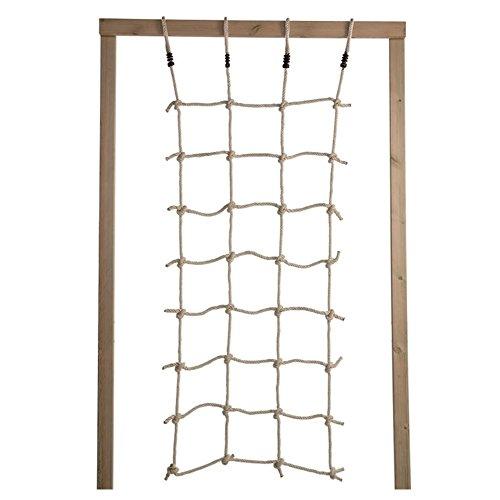 Wickey klimnet 200 x 75 cm PH, maaswijdte ca. 25 x 25 cm, met zijlussen, zonder steiger.