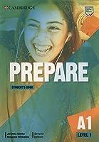 Prepare Level 1 Student's Book (Cambridge English Prepare!)