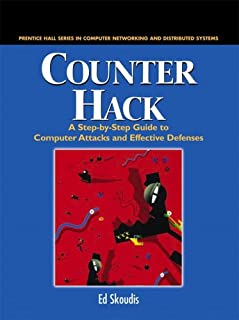 Counter Hack: A Step-by-Step Guide to Computer Attacks and Effective Defenses (The Radia Perlman Series in Computer Networking and Security)