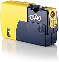 Trek S Battery Operated Piston Compressor with AC and DC Adapters (Battery Not Included)