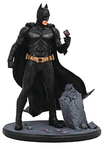 DIAMOND SELECT TOYS DC Gallery: Batman - Batman from Dark Knight Rises Movie PVC Diorama (SEP182333), Verschieden, Einheitsgröße